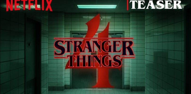 Stranger Things 4   Eleven, are you listening?   Netflix