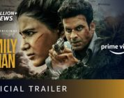 The Family Man Season 2 - Official Trailer 4K | Raj & DK | Manoj Bajpayee, Samantha |Amazon Original
