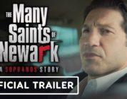 The Many Saints of Newark: A Sopranos Story - Official Trailer (2021) Jon Bernthal, Ray Liotta