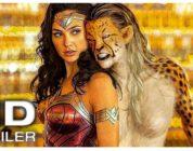 WONDER WOMAN 1984 Cheetah Trailer (NEW 2020) Wonder Woman 2, Gal Gadot Superhero Movie HD