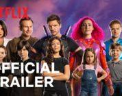 We Can Be Heroes starring Priyanka Chopra & Pedro Pascal   Official Trailer   Netflix
