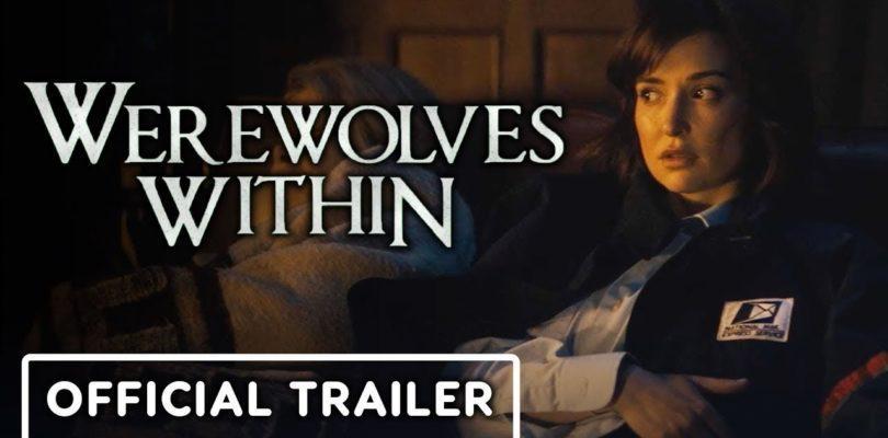 Werewolves Within - Official Movie Trailer (2021) Milana Vayntrub, Sam Richardson   Ubisoft
