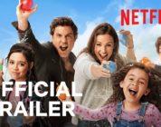 Yes Day starring Jennifer Garner | Official Trailer | Netflix