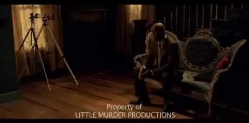 DVD A Little Problem with Murder