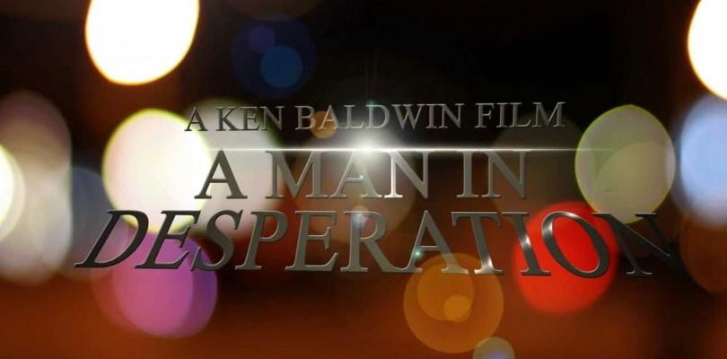 DVD A Man in Desperation