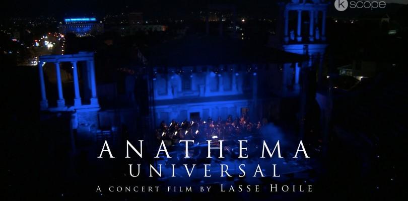 DVD Anathema