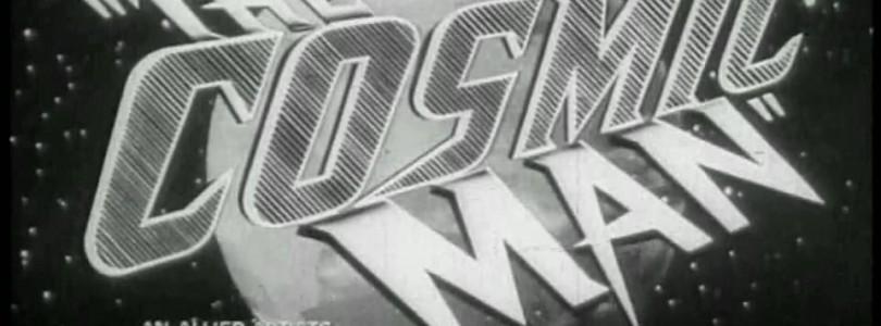 DVD Cosmic-Man