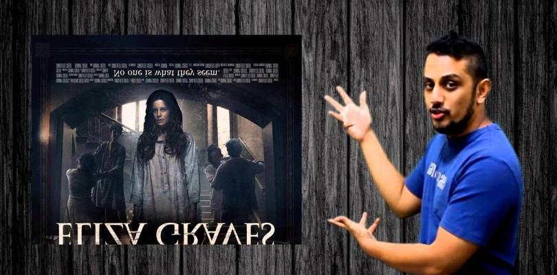 DVD Eliza Graves