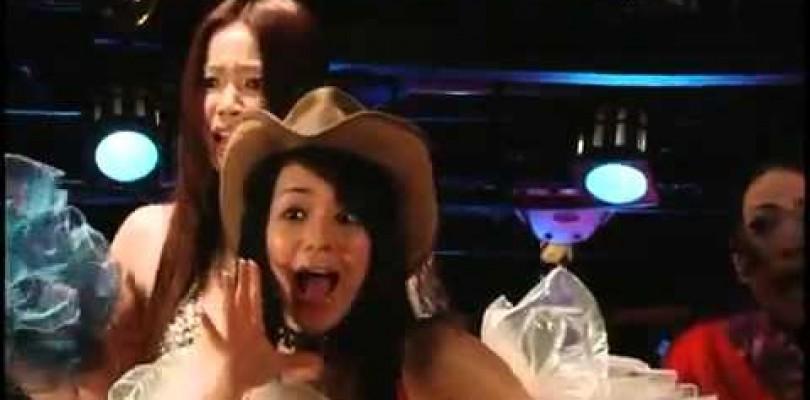 DVD Kyonyû doragon: Onsen zonbi vs sutorippâ 5