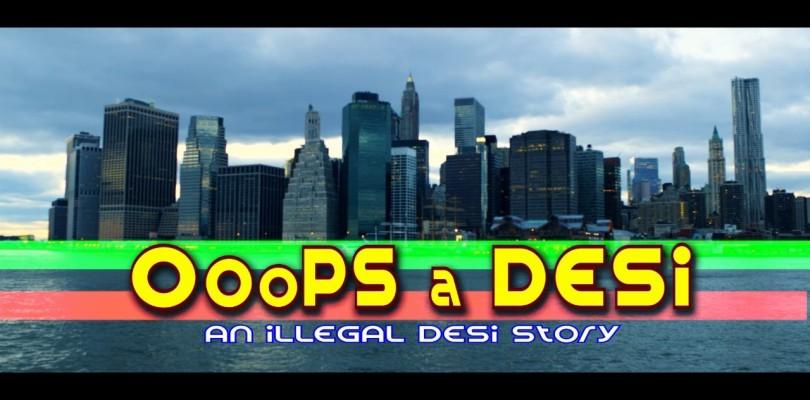 DVD Ooops a Desi
