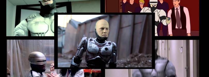 DVD Our RoboCop Remake