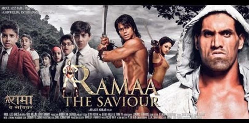 DVD Ramaa: The Saviour