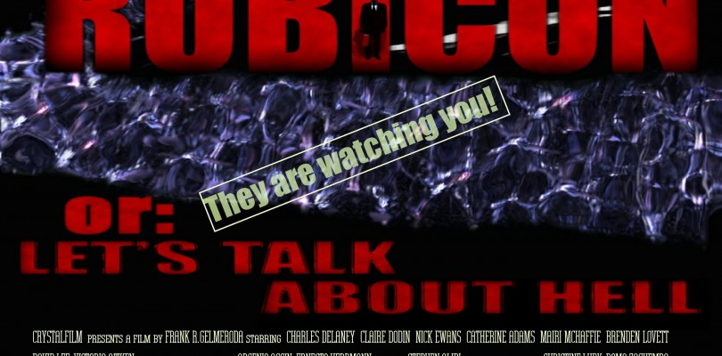 DVD Rubicon or: Let's Talk About Hell