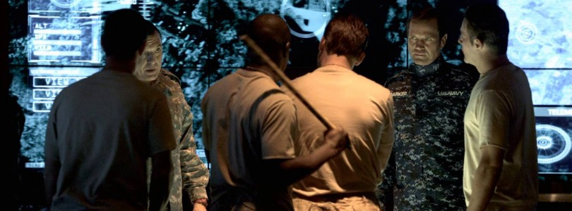 DVD Seal Team Eight: Behind Enemy Lines