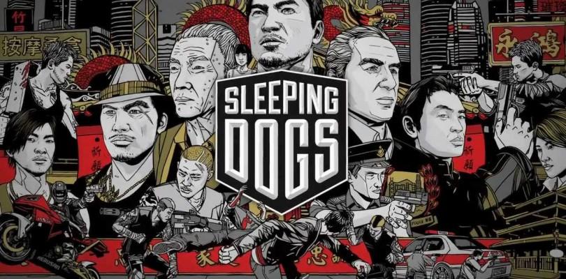 DVD Sleeping Dogs