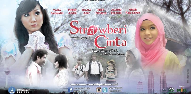 DVD Strawberi cinta