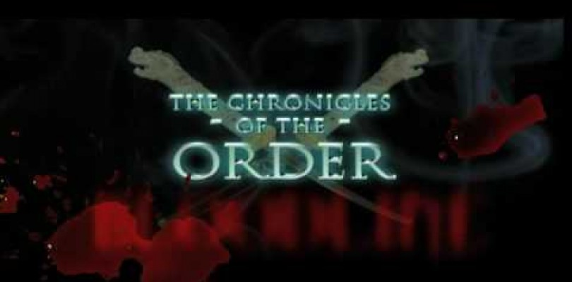 DVD The Chronicles of the Order: Bloodline