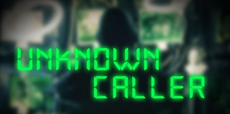 DVD Unknown Caller