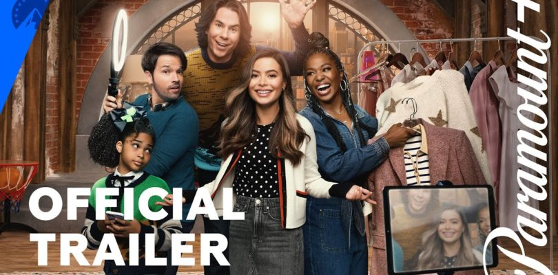 iCarly   Official Trailer   Paramount+